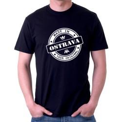 Pánské tričko Made in Ostrava