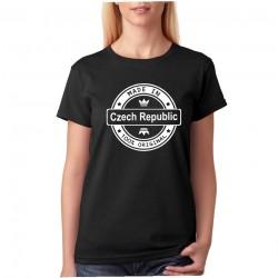 Made in CZECH REPUBLIC - Dámské Tričko s vtipným potiskem