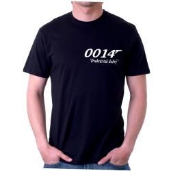 0014 Dvakrát tak dobrý - Pánské Tričko s vtipným potiskem