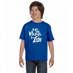 Dětské tričko Me and Mama for Life. Dárek pro chlapce