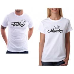 Mamka - Dámské dárkové tričko pro maminky