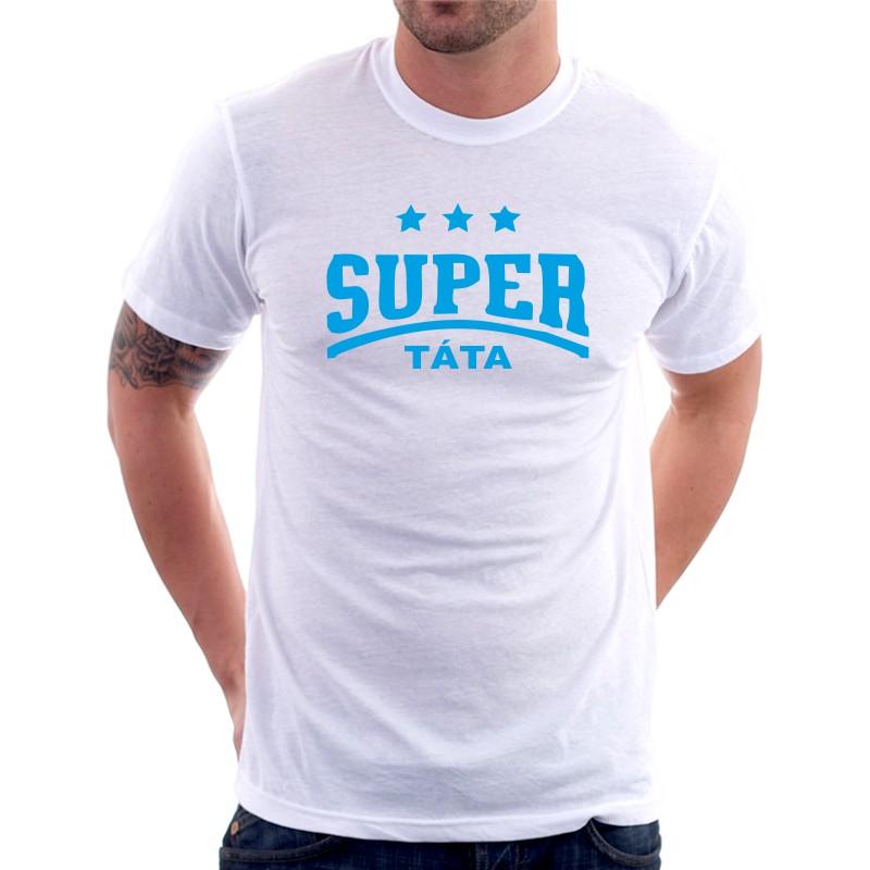 89cbcdda5b94 Pánské tričko Super Táta