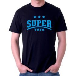 Pánské tričko Super Táta