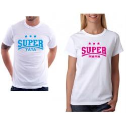Super Máma - Dámské Tričko pro maminky