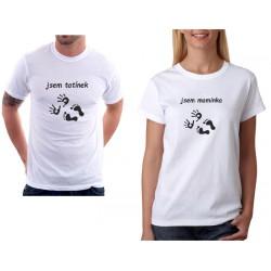 Jsem maminka - Dámské tričko pro maminky
