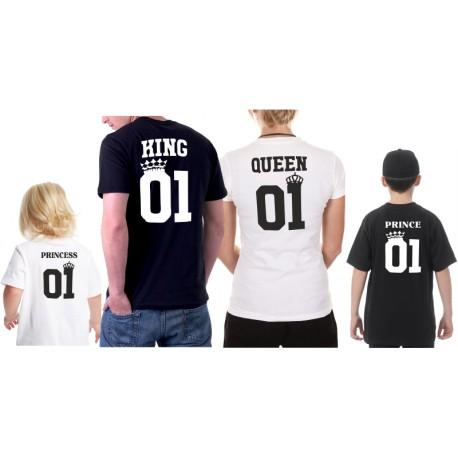 4ba15a1f6619 Prince 01 - Dětské Tričko s potiskem Prince 01