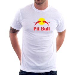Pit Bull - Pánské tričko s vtipným motivem