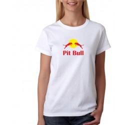 Tričko PitBull parodie na redbull