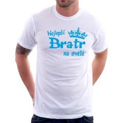 Pánské tričko Nejlepší bratr na světě
