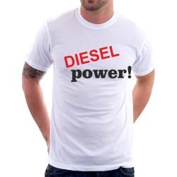 Pánské tričko DIESEL power!