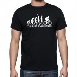 Dárek pro milovníky cyklistiky Evoluce Cyklisty