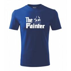 The painter - pánské tričko pro malíře a natěrače