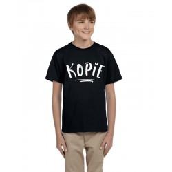 Dětské tričko s potiskem nápisu kopie
