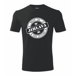 Pánské tričko Made in Jihlava