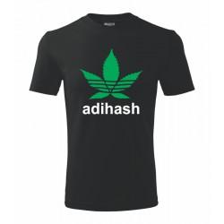 Adihash - Pánské tričko Adihash s potiskem přes celé prsa