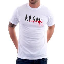 Pánské tričko Evoluce vojáka