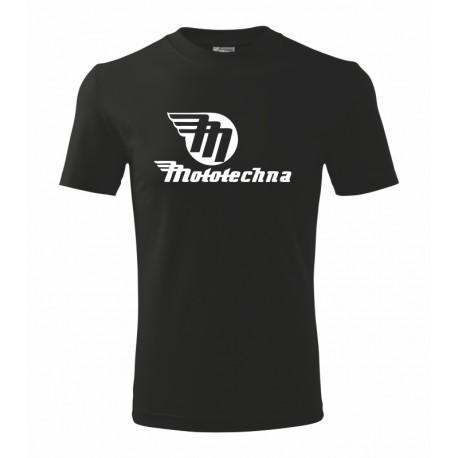 Pánské retro tričko Mototechna vhodné jako dárek pro muže