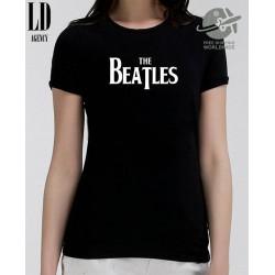 Dámské tričko The Beatles.