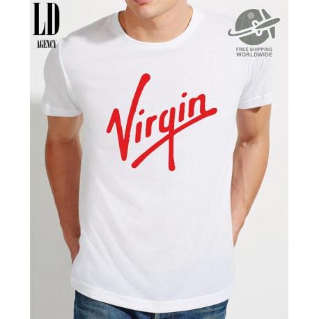 Virgin - Pánské tričko s potiskem virgin