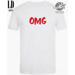 Pánské tričko s potiskem OMG