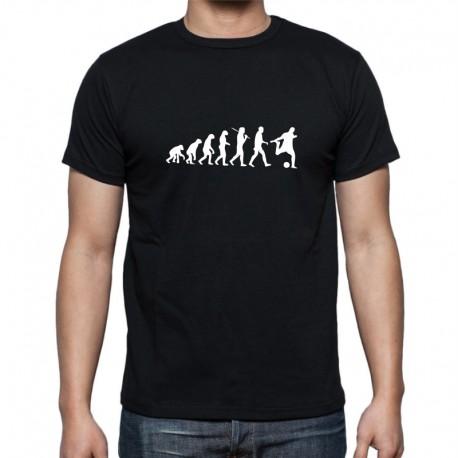 Evolution Fotbal - Pánské Tričko s vtipným potiskem