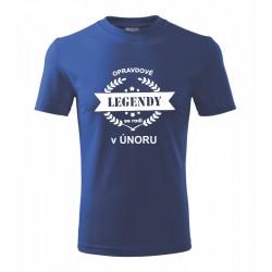 Dětské tričko s potiskem, pro dítě narozené v