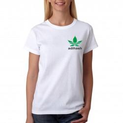 Dámské tričko s potiskem Adihash
