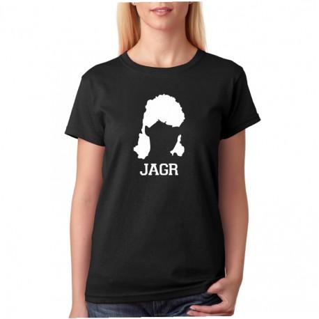 Jagr - Dámské tričko s vtipným potiskem