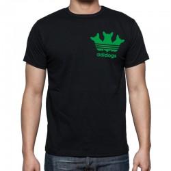 AdiDogs - Pánské Tričko s vtipným potiskem