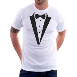 Pánské tričko Smoking, ideální dárek na oslavu