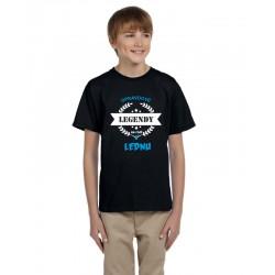 Dětské tričko s potiskem opravdové legendy se rodí v lednu, dárek pro kluky narozené v lednu