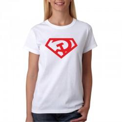 USSR - Dámské Tričko s vtipným potiskem