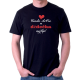 Všude dobře u dědečka nejlíp - Pánské dárkové tričko pro dědečky