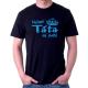 Pánské tričko Nejlepší táta na světě, dárek pro tátu