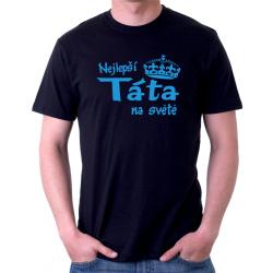 Pánské tričko Nejlepší táta na světě