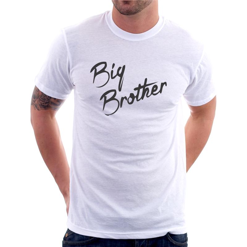 7632e70bc6d3 Big Brother - Pánské tričko s potiskem velký Bratr