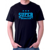 Pánské triko Super Dědeček