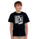 Dárek pro kluky, tričko s potiskem: Eat, sleep, game