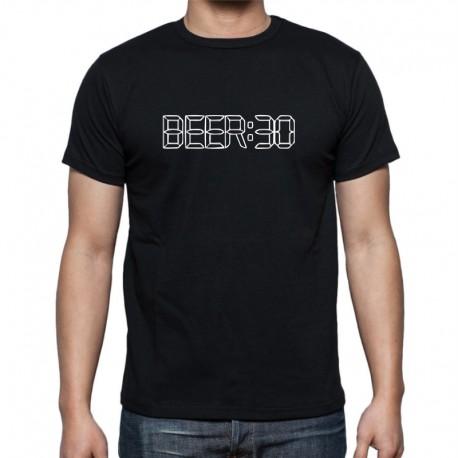 BEER:30 - Pánské Tričko s vtipným potiskem