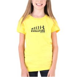 Dětské tričko Evolution rock star