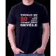 Narozeninový dárek k oslavě 20 let. Pánské tričko s potiskem trvalo mi 20 let, než jsem začal vydat takhle dobře.