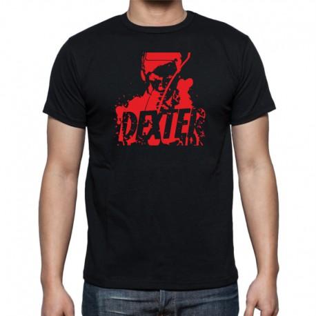 Dexter - Pánské tričko s vtipným potiskem