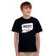 Dětské tričko s potiskem Most Dycky