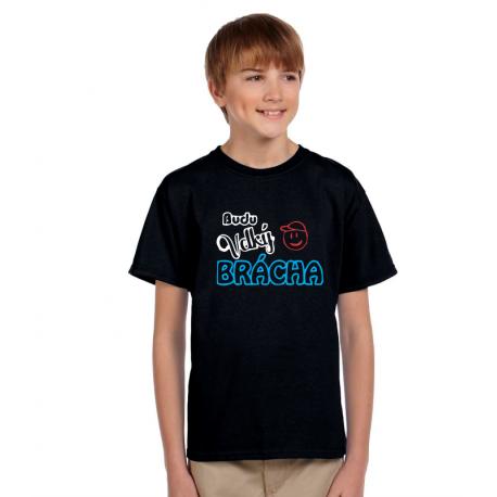 Dětské tričko Budu velký brácha