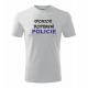 Pánské tričko sponzor dopravní policie, vtipný dárek