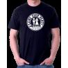Pánské tričko Game Over Party Svědek, na rozlučku se svobodou pro svědka