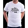 Pánské tričko s potiskem Tým ženicha s obrázkem podprsenky na rozlučku se svobodou