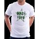 Pánské tričko hrdý táta, dárek pro tatínka