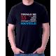Pánské tričko k 55 narozeninám, trvalo mi 55 let než jsem začal vypadat takhle dobře