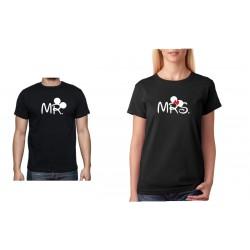 Svatební Tričko - Dámské Tričko s vtipným potiskem